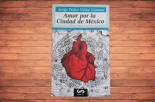 Jorge Pedro presenta su primer libro de crónicas de la ciudad.