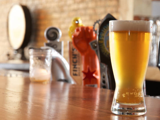 Corridor Brewery Amp Provisions Chicago Ill Beer Menu - 630×472