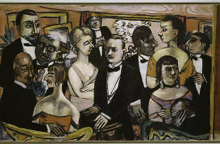New Objectivity: Modern German Art in the Weimar Republic, 1919–1933