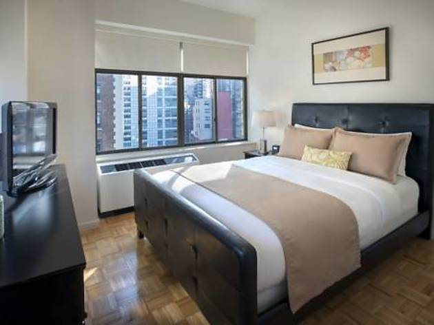 Columbus Circle At South Park Tower U2013 A Premier Furnished Apartment (CLOSED)