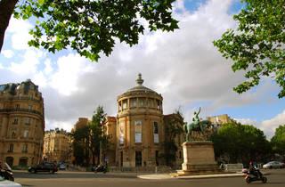 Le musée Guimet, 75016 Paris.