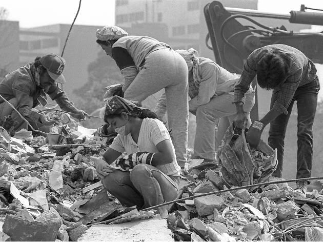 Los días del terremoto