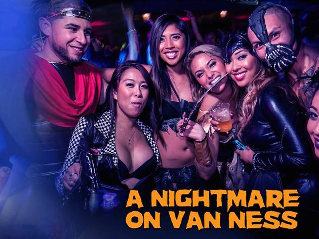A Nightmare on Van Ness, a Halloween party in San Francisco