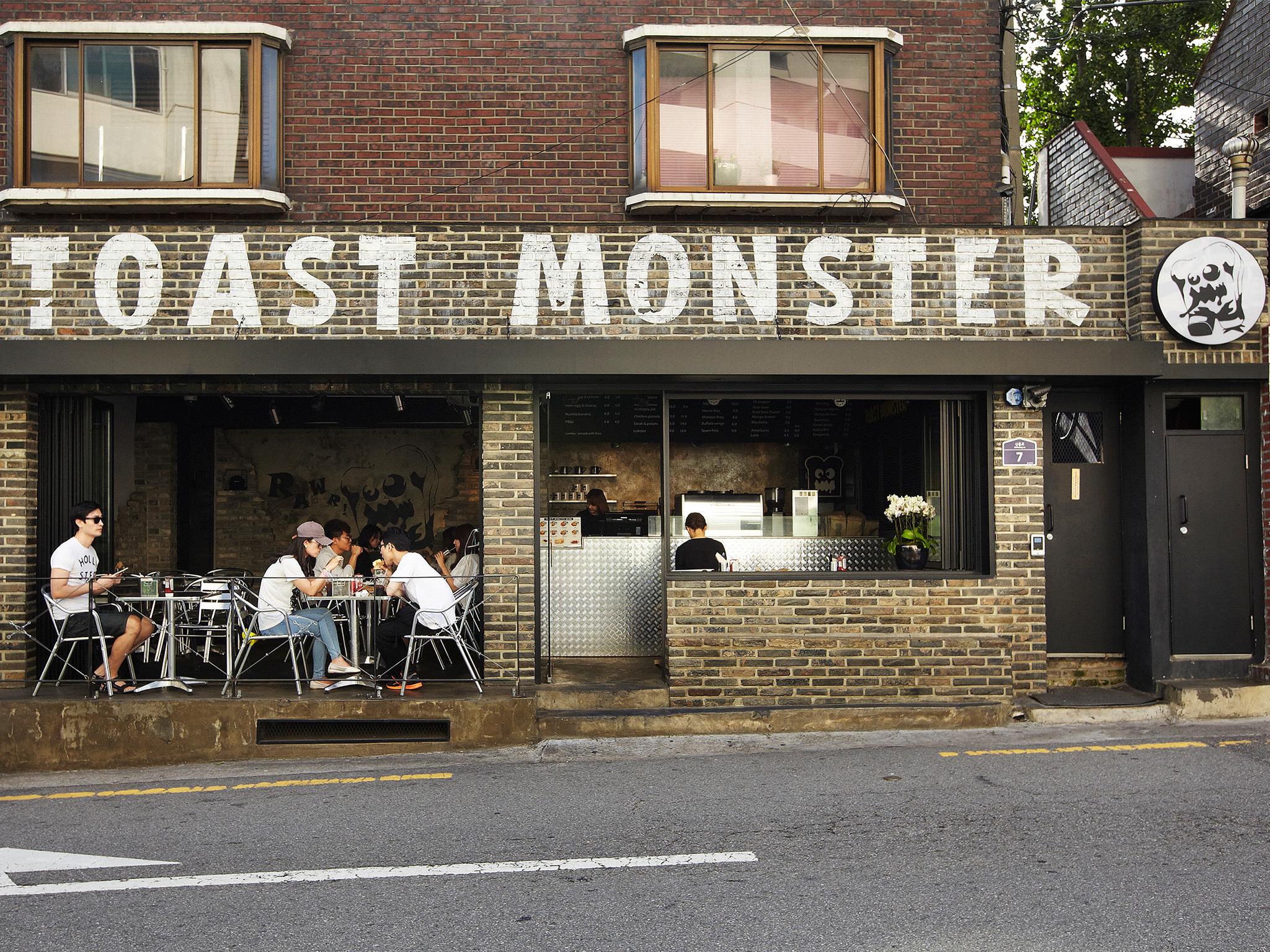 Toast Monster