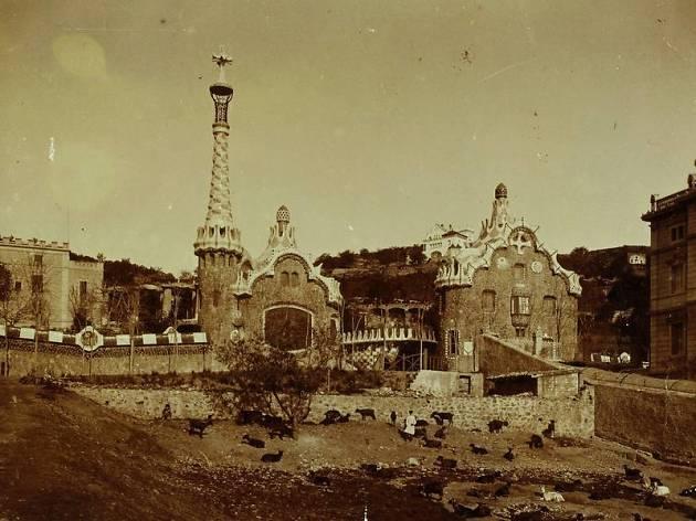 Barcelona 1902: La urbanització de la Muntanya Pelada