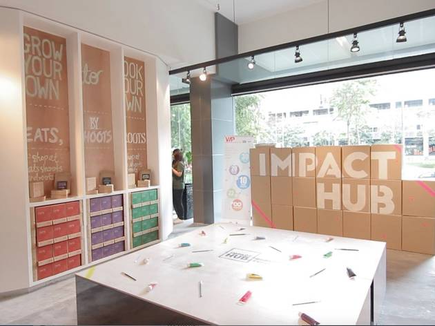 Impact Hub KL
