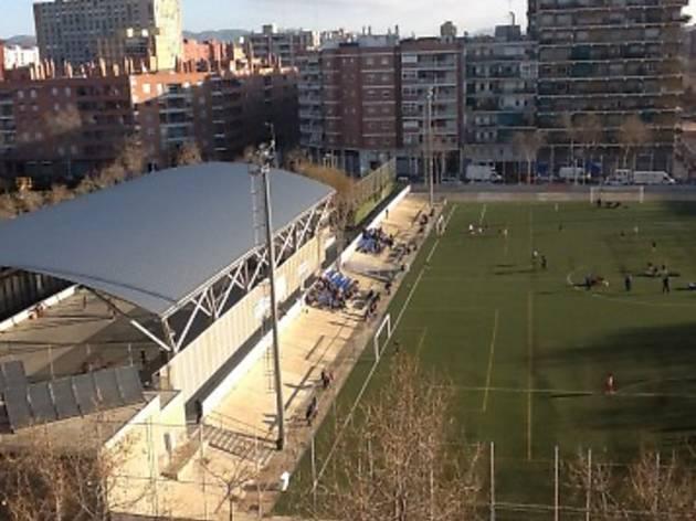 Complex Esportiu Municipal Clot de la Mel