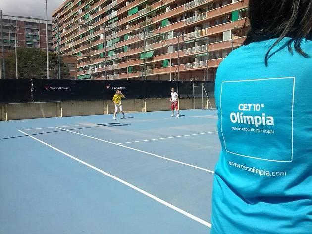 Complex Esportiu Olímpia