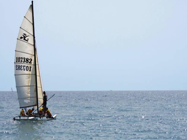 Base Nàutica Municipal de la Mar Bella