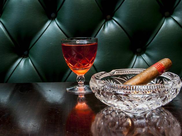 London's signature cocktails, nola, sazerac