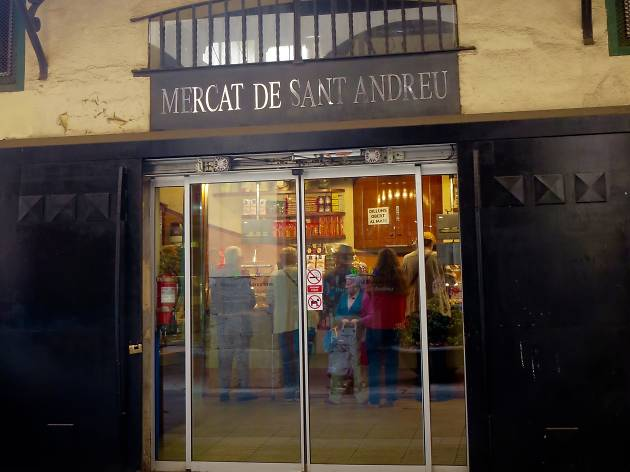 Mercat de Sant Andreu