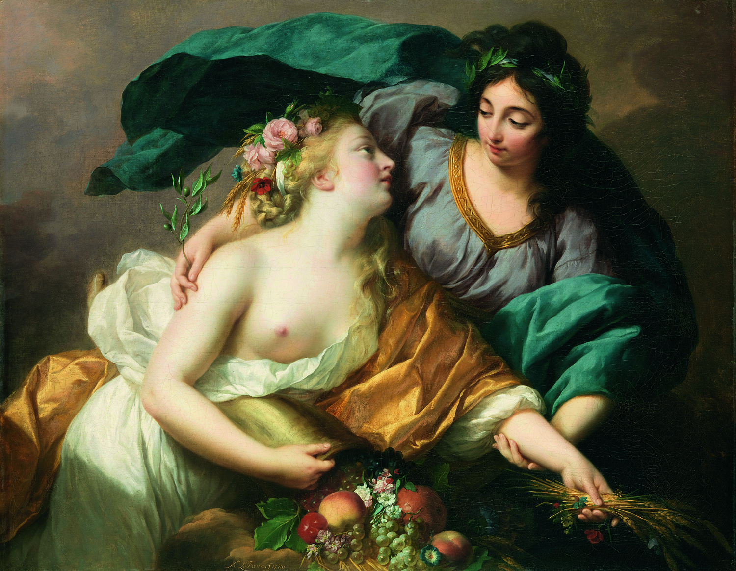 an introduction to the life of elizabeth louise vigee le burn a very prominent woman artist Vigee le brun limited time offer at lots of essayscom we have made a special deal with a well known professional research paper company to offer you up to 15.