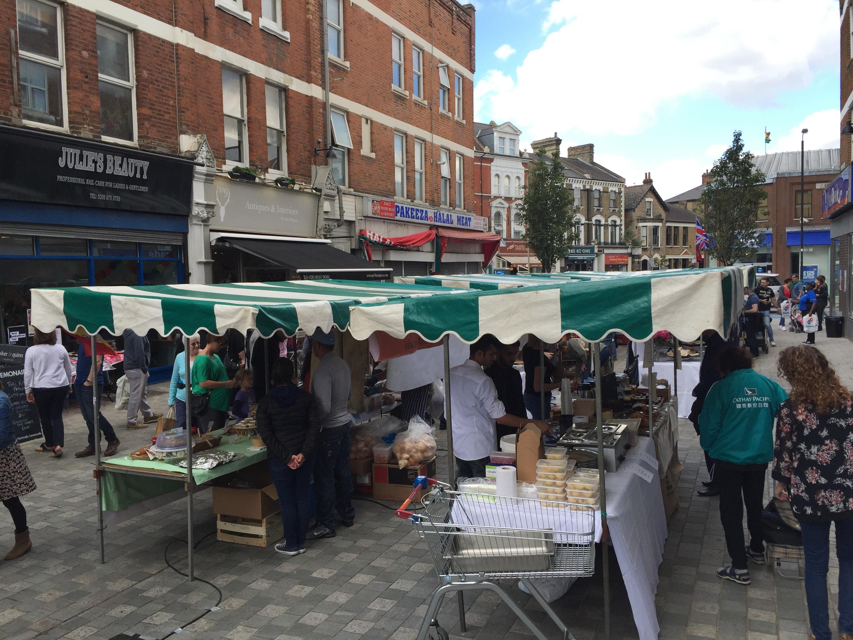 Explore: Hildreth Street Market