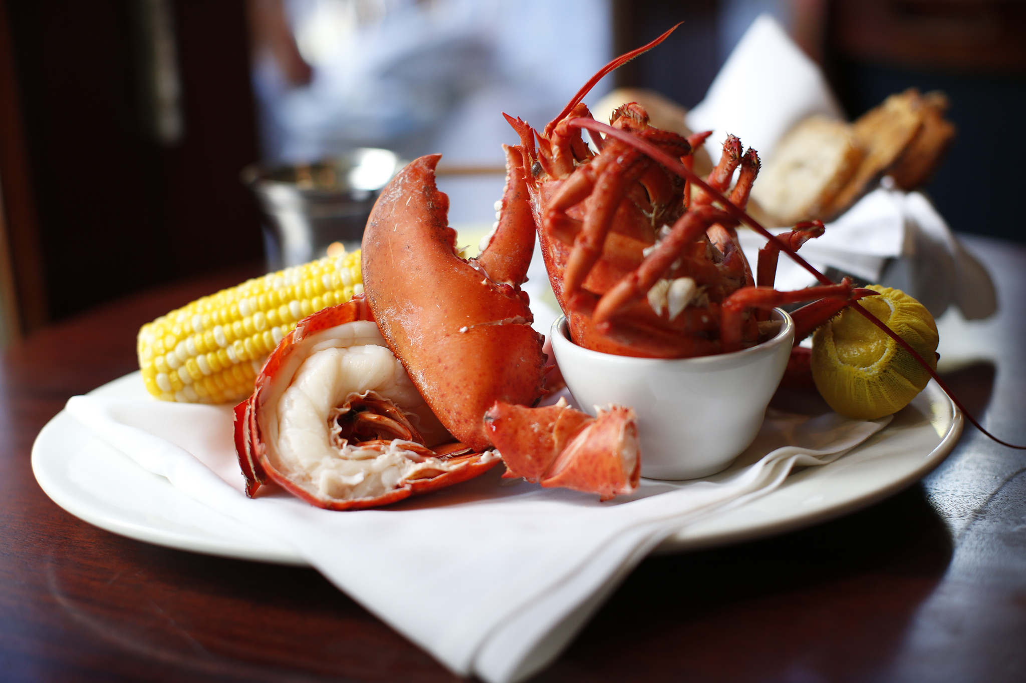 Best seafood restaurants in America for fish, lobster and crab