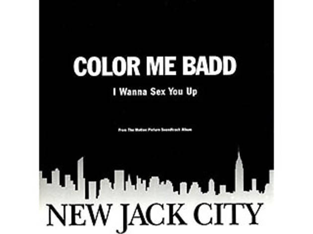 """Color Me Badd, """"I Wanna Sex You Up"""" (1991)"""
