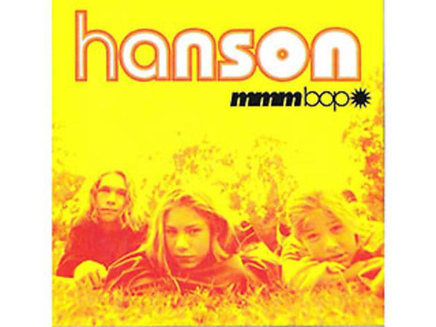 "Hanson, ""MMMBop"" (1996)"