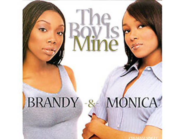 """Brandy and Monica, """"The Boy is Mine"""" (1998)"""