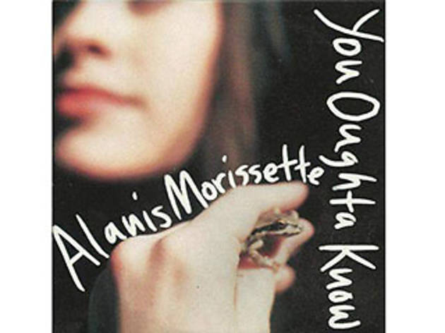 "Alanis Morrisette, ""You Oughta Know"" (1995)"