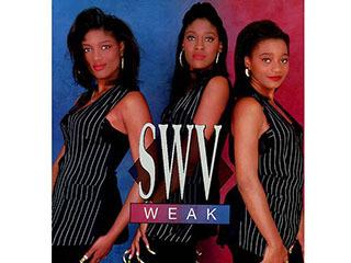 """SWV, """"Weak"""" (1992)"""