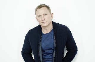 Daniel Craig talks James Bond in 'Spectre'