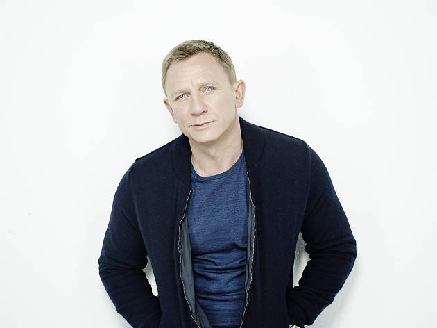 Daniel Craig: 'My advice to the next James Bond? Don't be shit!'
