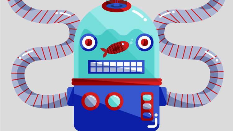 Conoce el taller de robótica para niños de duCode
