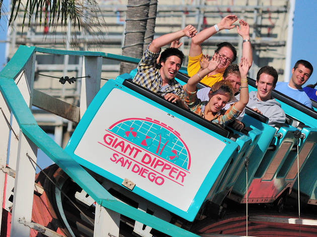 Take on the Giant Dipper