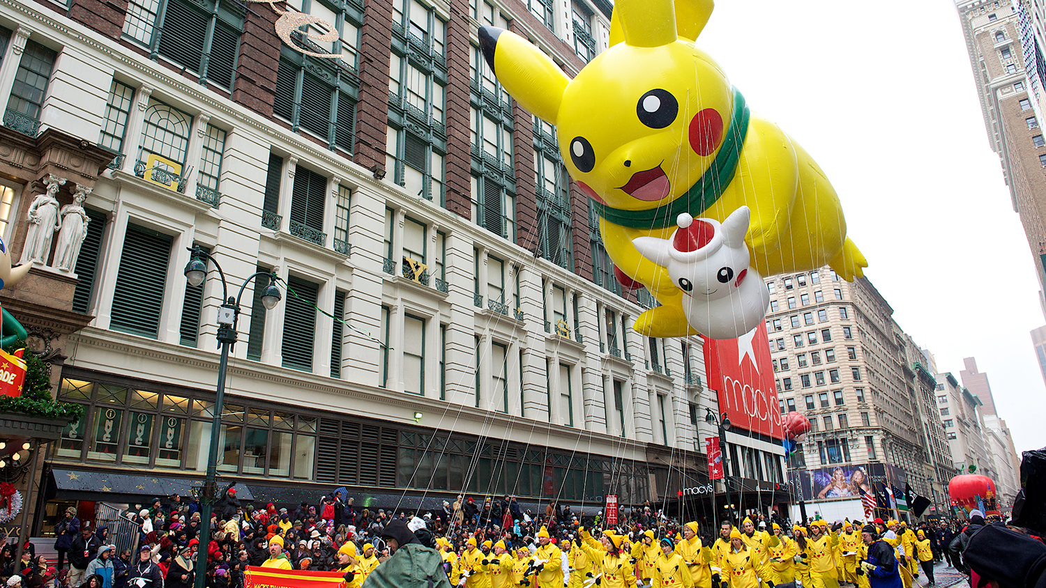 Macy's Thanksgiving Day Parade guide for families
