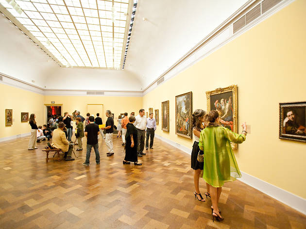 Delve into Old World culture at the San Diego Museum of Art