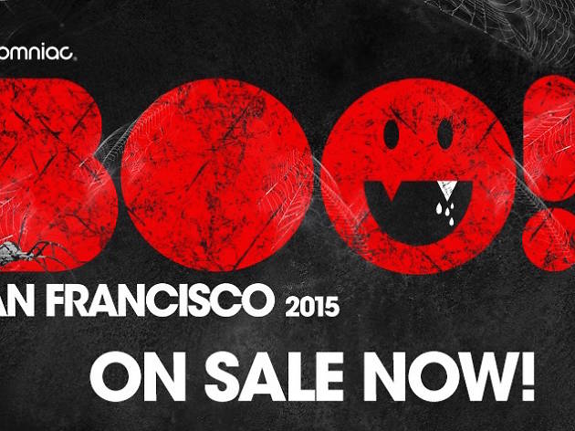 BOO! San Francisco, one of the best Halloween parties in San Francisco