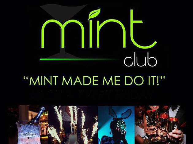 MINT Club night, Yasmina, Airport, Accra, Ghana