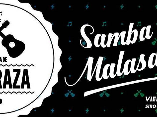 Samba de terraza