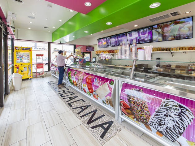 La Michoacana Premium Del Panda Restaurants In Lower West Side