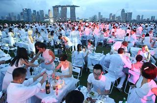 Le Diner En Blanc 2015