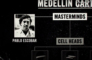 Vice - Kings of Cocaïne - Pablo Escobar