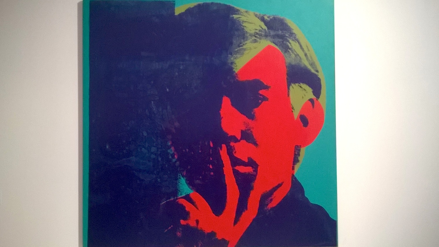 Pope of the pop • Warhol Unlimited