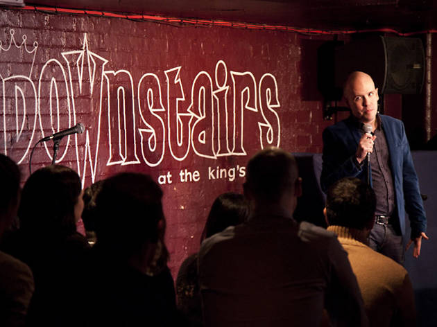 The best comedy clubs in London: Downstairs at the King's Head