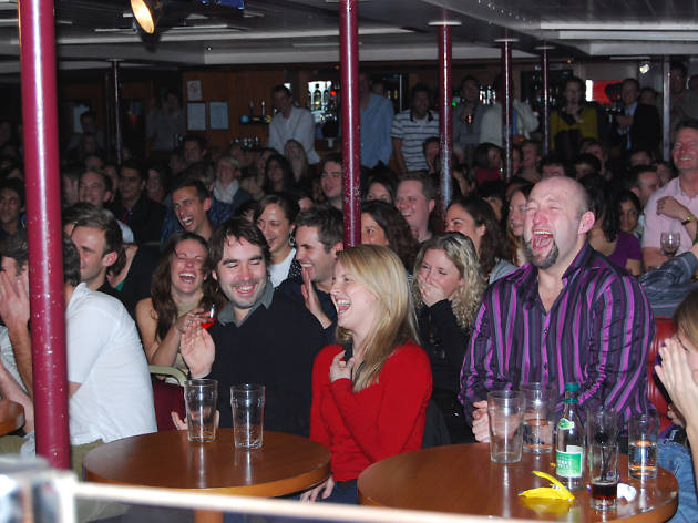 The best comedy clubs in London: Boat Show