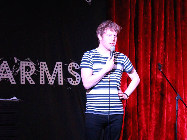 The best comedy clubs in London: Happy Mondays