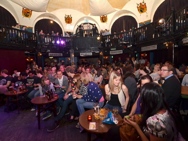 The best comedy clubs in London: Banana Cabaret