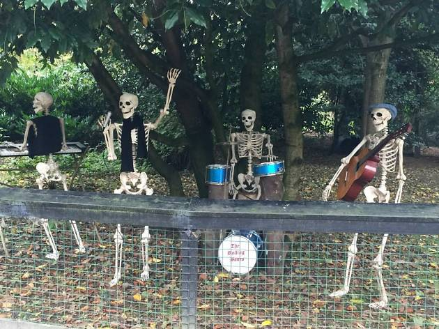 Family friendly Halloween events in and around Leeds