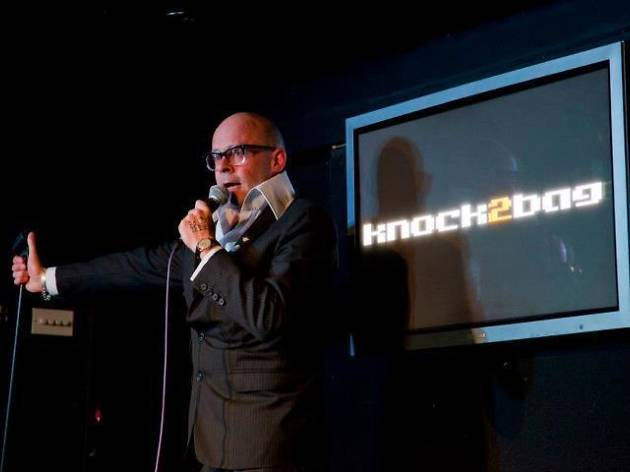 The best comedy clubs in London: Knock2Bag