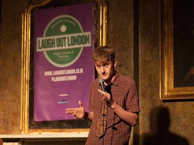 The best comedy clubs in London: Laugh Out London