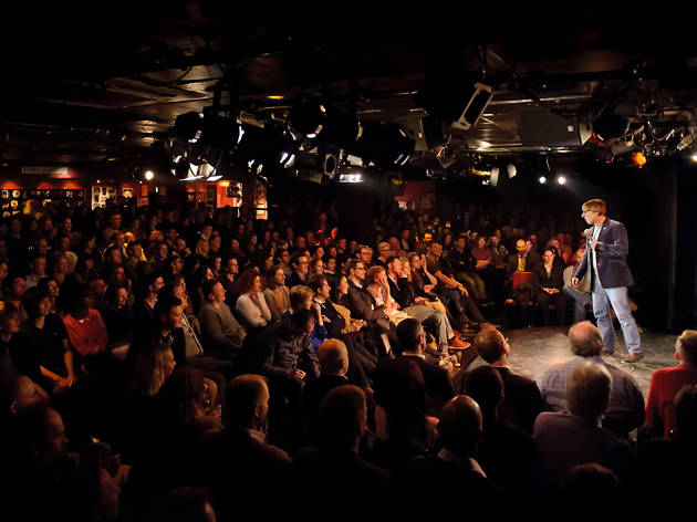 The best comedy clubs in London: The Comedy Store
