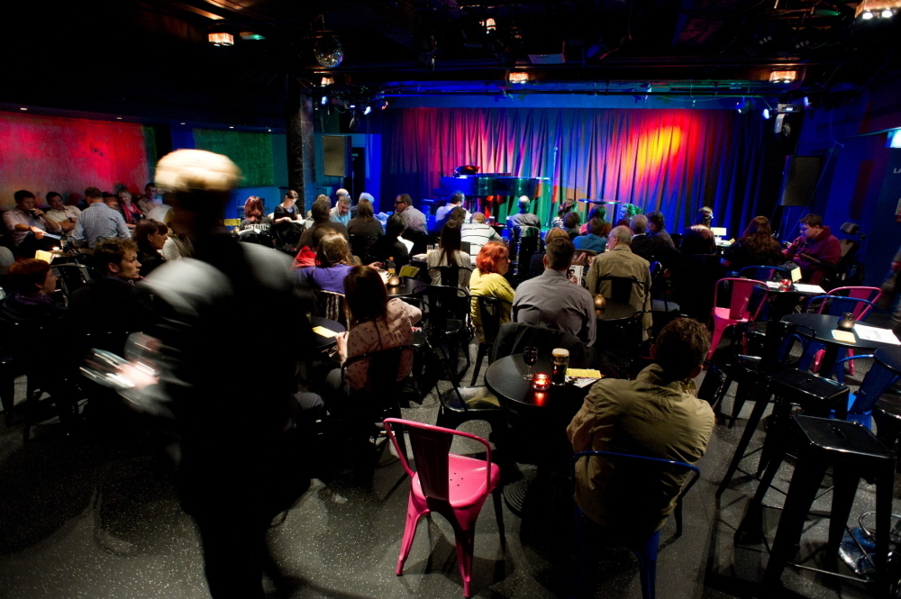 The best comedy clubs in London: Soho Theatre