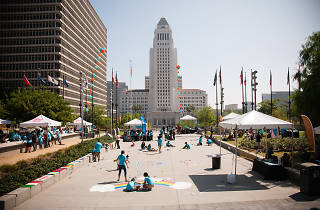 The Big Draw LA