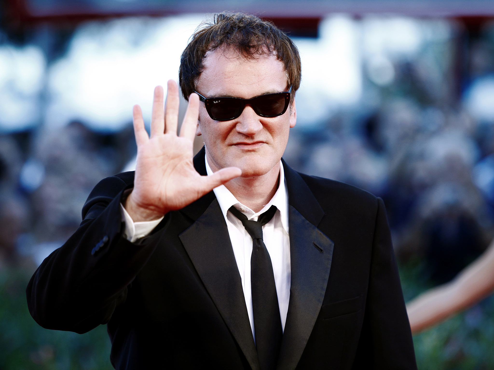 Quentin Tarantino interview: 'I don't want to be the guy doing this forever'