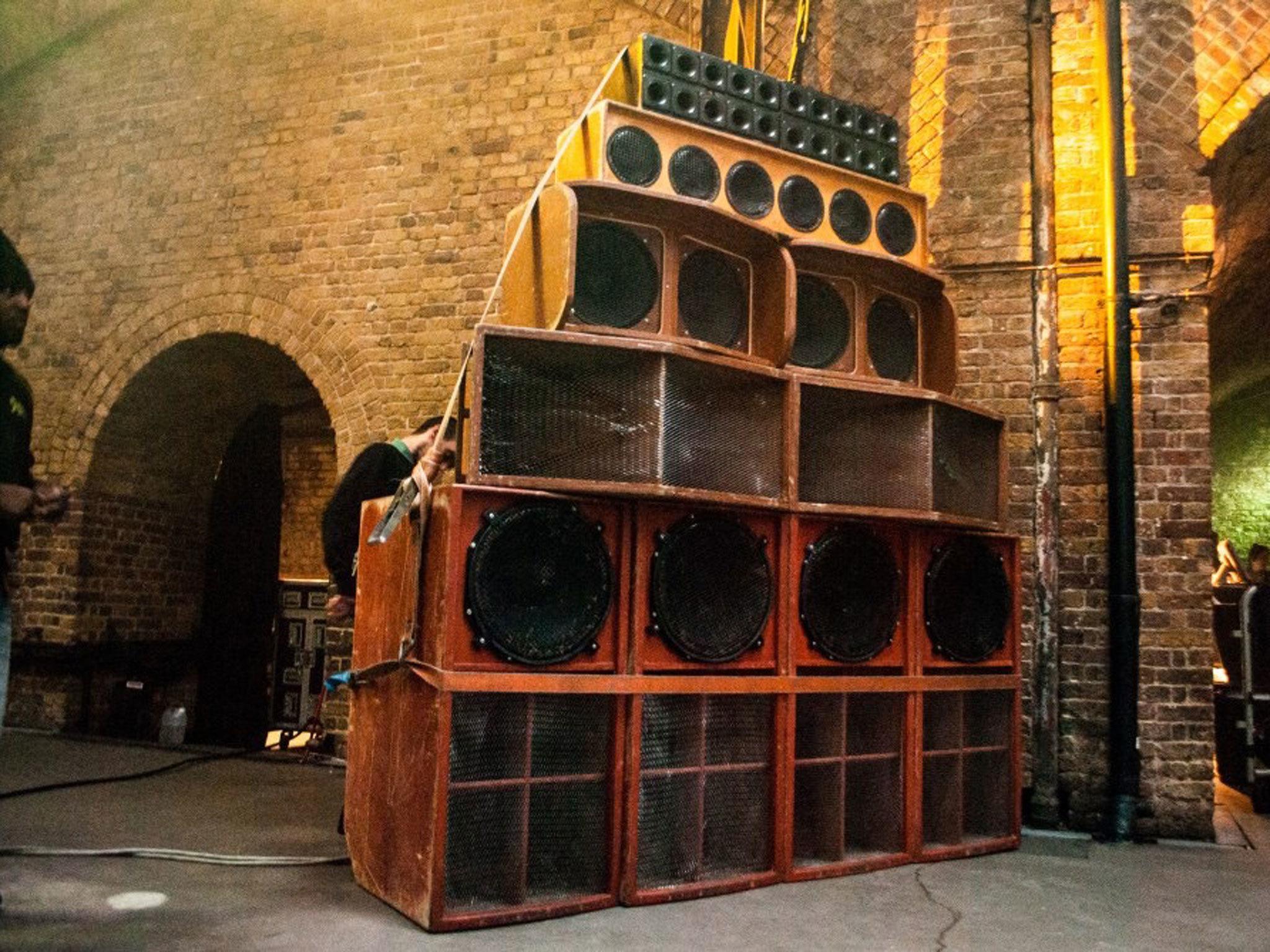Channel One Soundsystem celebrate 60 years of UK soundsystem culture