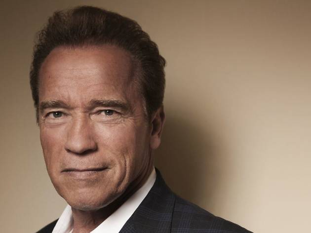 An Experience with… Arnold Schwarzenegger