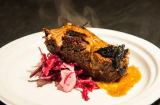 steak, taste of london